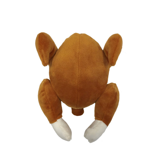 FABDOG ROTISSERIE CHICKEN SQUEAK TOY