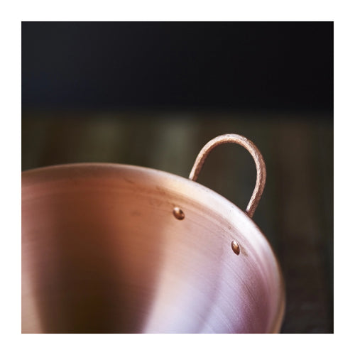 HOUSE COPPER PURE COPPER MIXING BOWL
