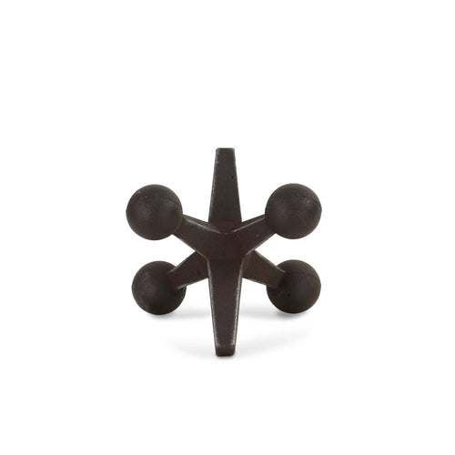 CAST IRON JACK - DISTRESSED BLACK