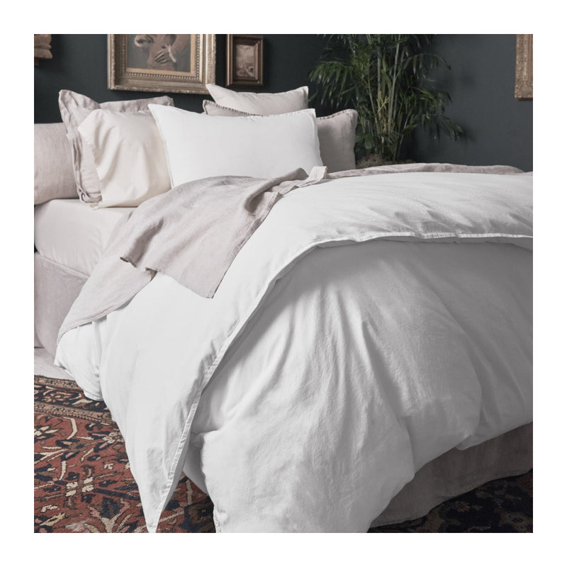 MATTEO LAWN COTTON DUVET COVER