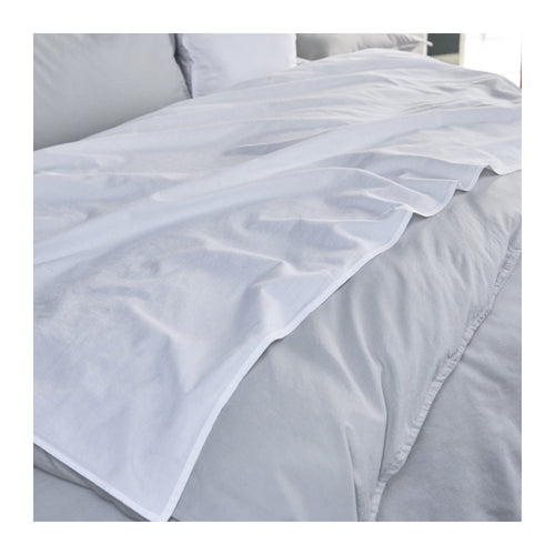 MATTEO LAWN COTTON SHEET SET