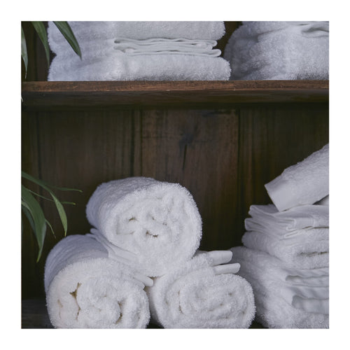 MATTEO RIVIERA COTTON HAND TOWEL