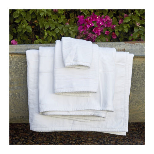 MATTEO SPA COTTON WASH TOWEL