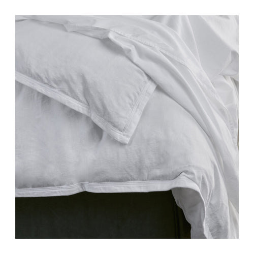 MATTEO VINTAGE COTTON DUVET COVER