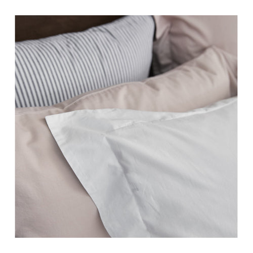 MATTEO WASHED SATEEN SHAMS - SET OF 2
