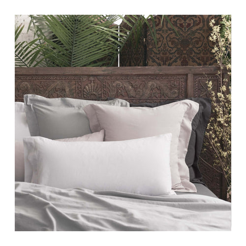 MATTEO WASHED SATEEN PILLOWCASES - SET OF 2