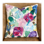 HYDRANGEA PILLOW COVER – 18""