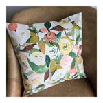 SECRET GARDEN PILLOW COVER – 18""