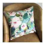 WILD ROSES PILLOW COVER – 18""