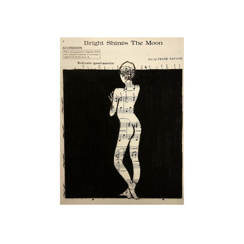 RENE FARKASS ARTWORK: BRIGHT SHINES THE MOON