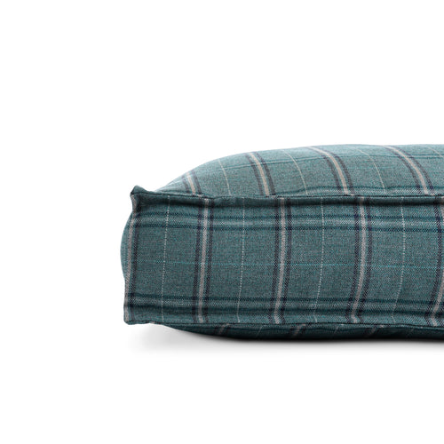 LOUNGER PET BED - PEACOCK POOCH