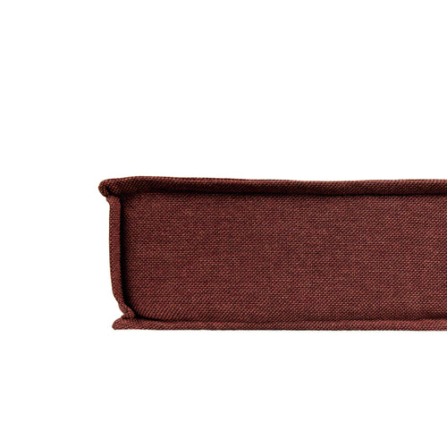 ORTHOPEDIC LOUNGER PET BED - RUSSET ROVER