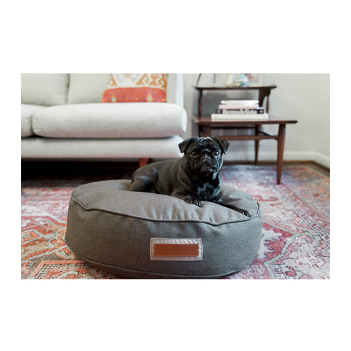 ROUND PET BED - STONE SHEPHERD