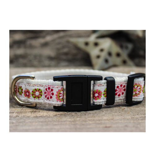 WINTER GARDEN BREAKAWAY CAT COLLAR