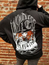 "Load image into Gallery viewer, ""Season of the Witch"" Logo Zip-up Hoodie"