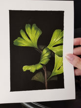 "Load image into Gallery viewer, ""Gingko Biloba"" by - v i t r i o l -"