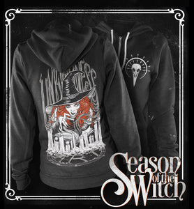 "PRE-ORDER: ""Season of the Witch"" Hoodie"