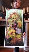"Load image into Gallery viewer, ""Undine"" by Teresa Sharpe (PREORDER)"