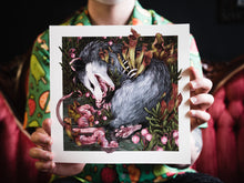 "Load image into Gallery viewer, ""Ophelia"" print by Kingsley Van Zandt"
