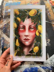 """Lady Lemon"" by Red Du Monde"