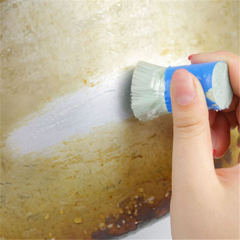Kitchen Goods 2Pcs Strong Decontamination Magic Kitchen Gadgets Bar Metal Rust Cleaning Kitchen Accessories Kitchenware.Q