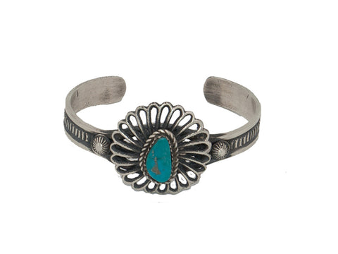 Navajo Weave Bangle