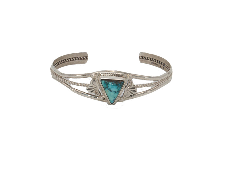Turquoise Trail Cuff - Bow&Arrow