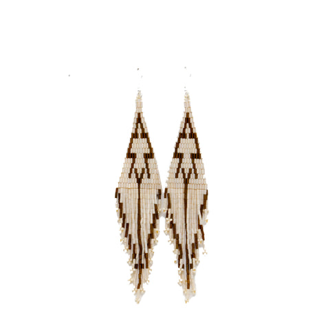 Water Fringe Earrings