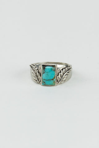 Men's Sleeping Beauty Ring