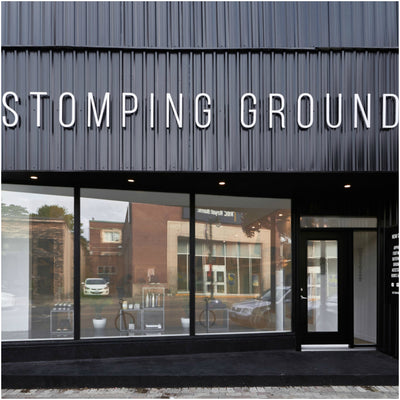 STOCKIST FEATURE: STOMPING GROUND