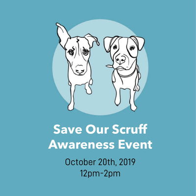 Muttonhead x Save Our Scruff Awareness Event