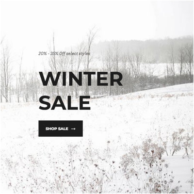 Winter Sale and what to snag!