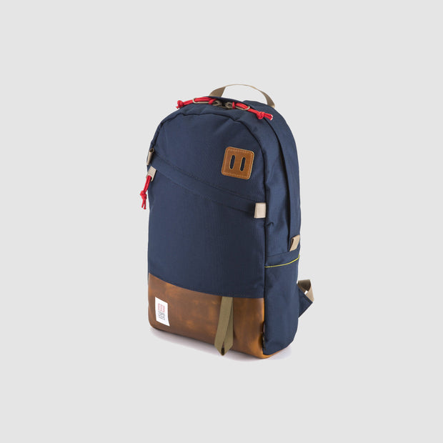 Topo Daypack - Navy/Leather