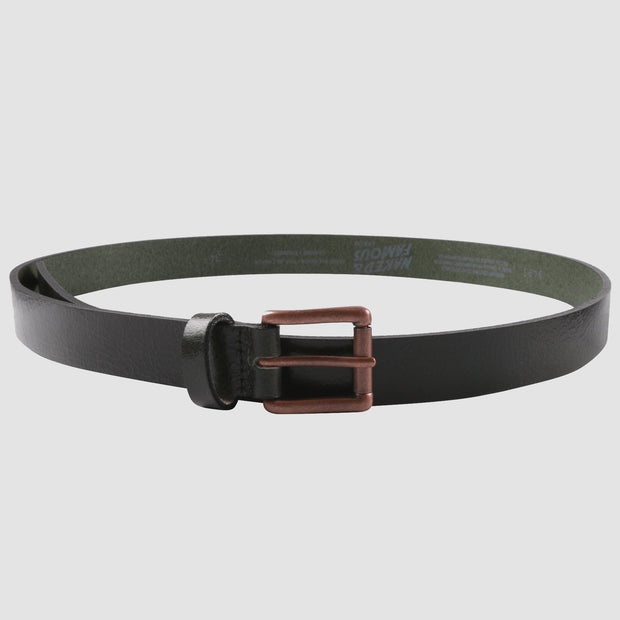 Buffalo Belt - Forest Green