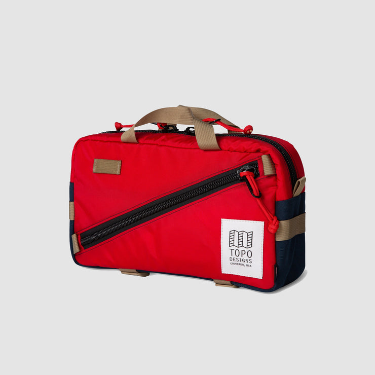 Topo Quick Pack - Red/Navy