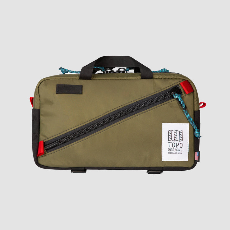 Topo Quick Pack - Olive/Black