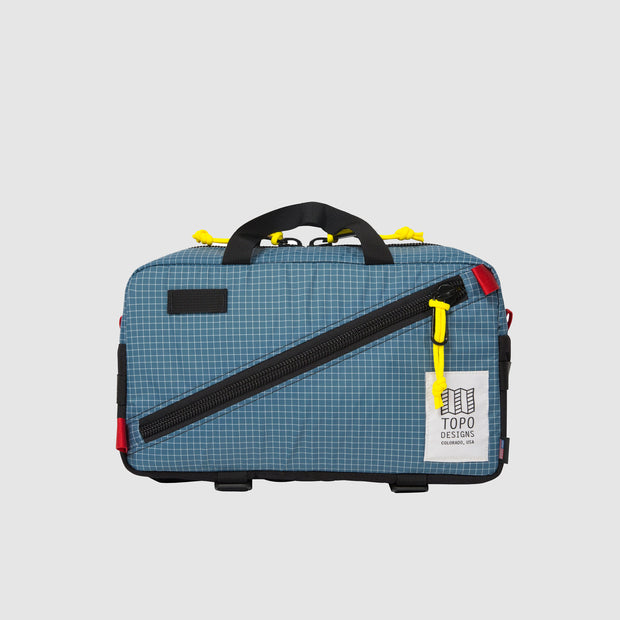 Topo Quick Pack - Blue/White Ripstop