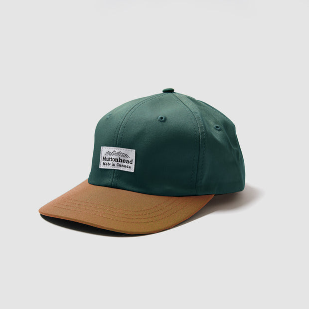 6 Panel - Forest/Rust
