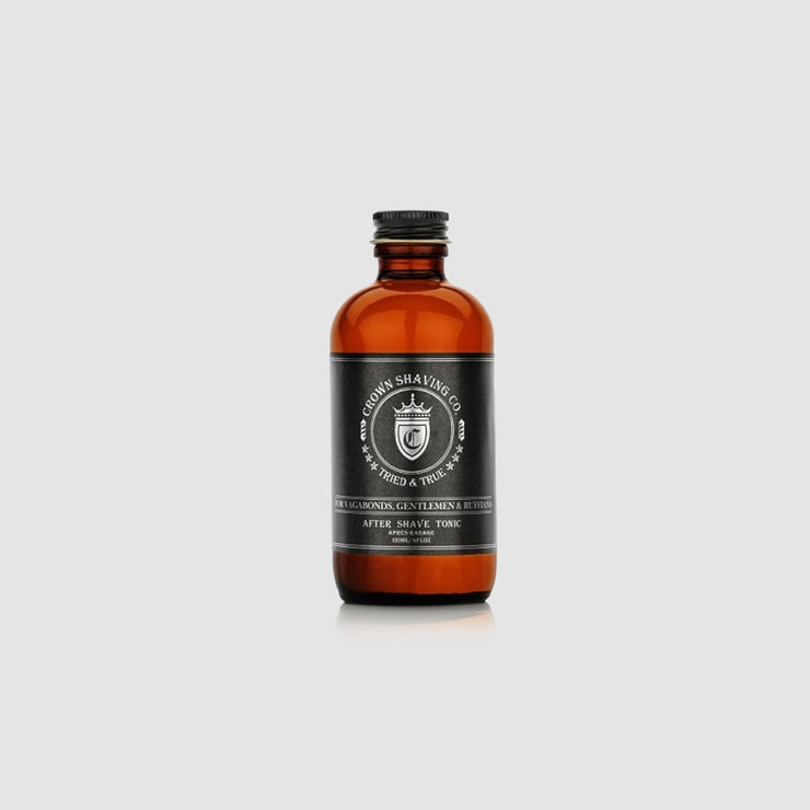Crown Shaving - After Shave Tonic