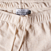 Sweatpant - AirMesh Heather Oatmeal