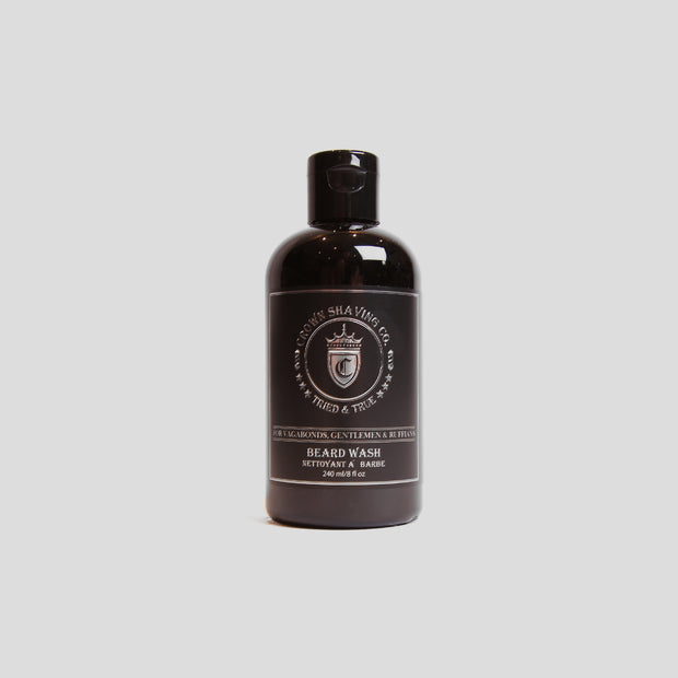 Crown Shaving - Beard Wash