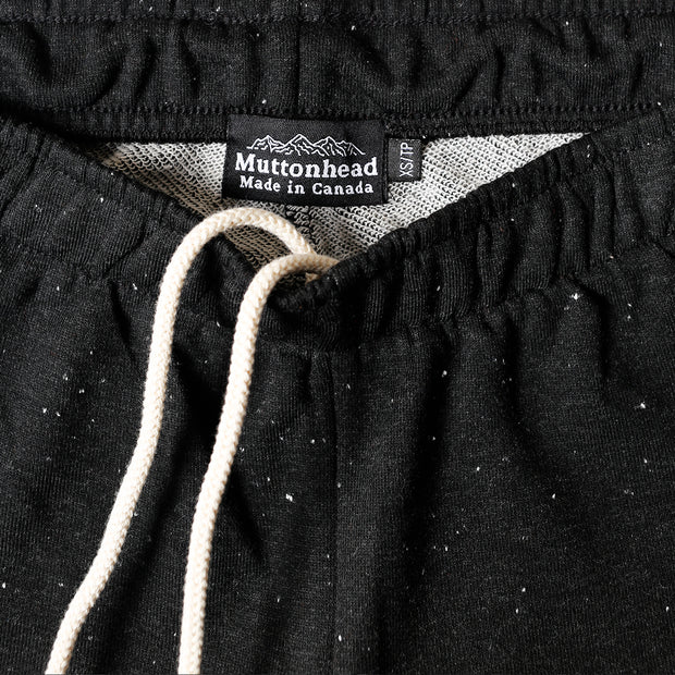 Sweatpants - Black Speckle