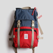 Rover Pack - Navy/Red