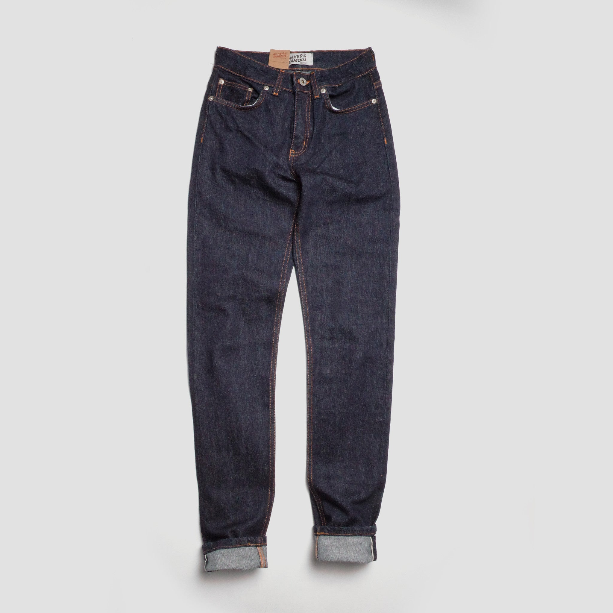 035504 The Boyfriend - 11oz Stretch Selvedge - Womens