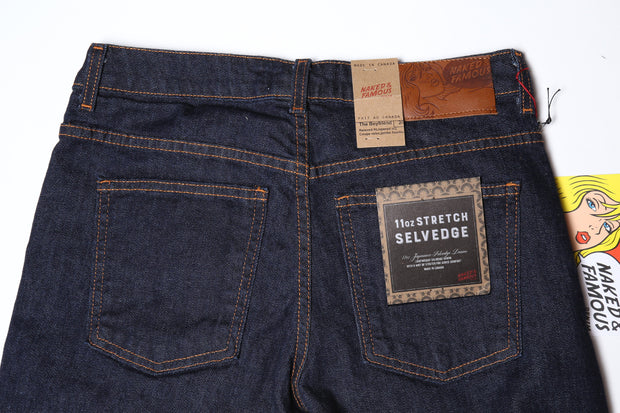 Women's The Boyfriend - 11oz Stretch Selvedge