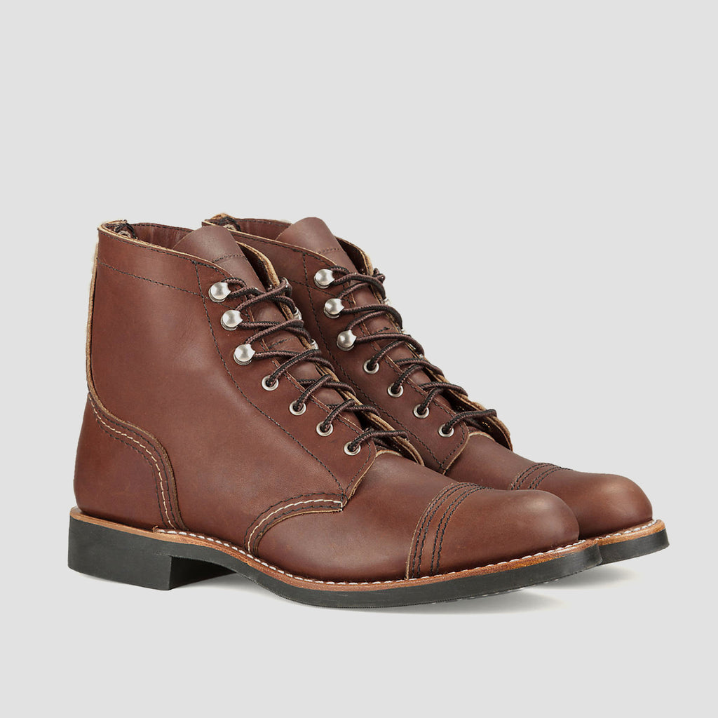 Red Wing - Women's Iron Ranger - Copper