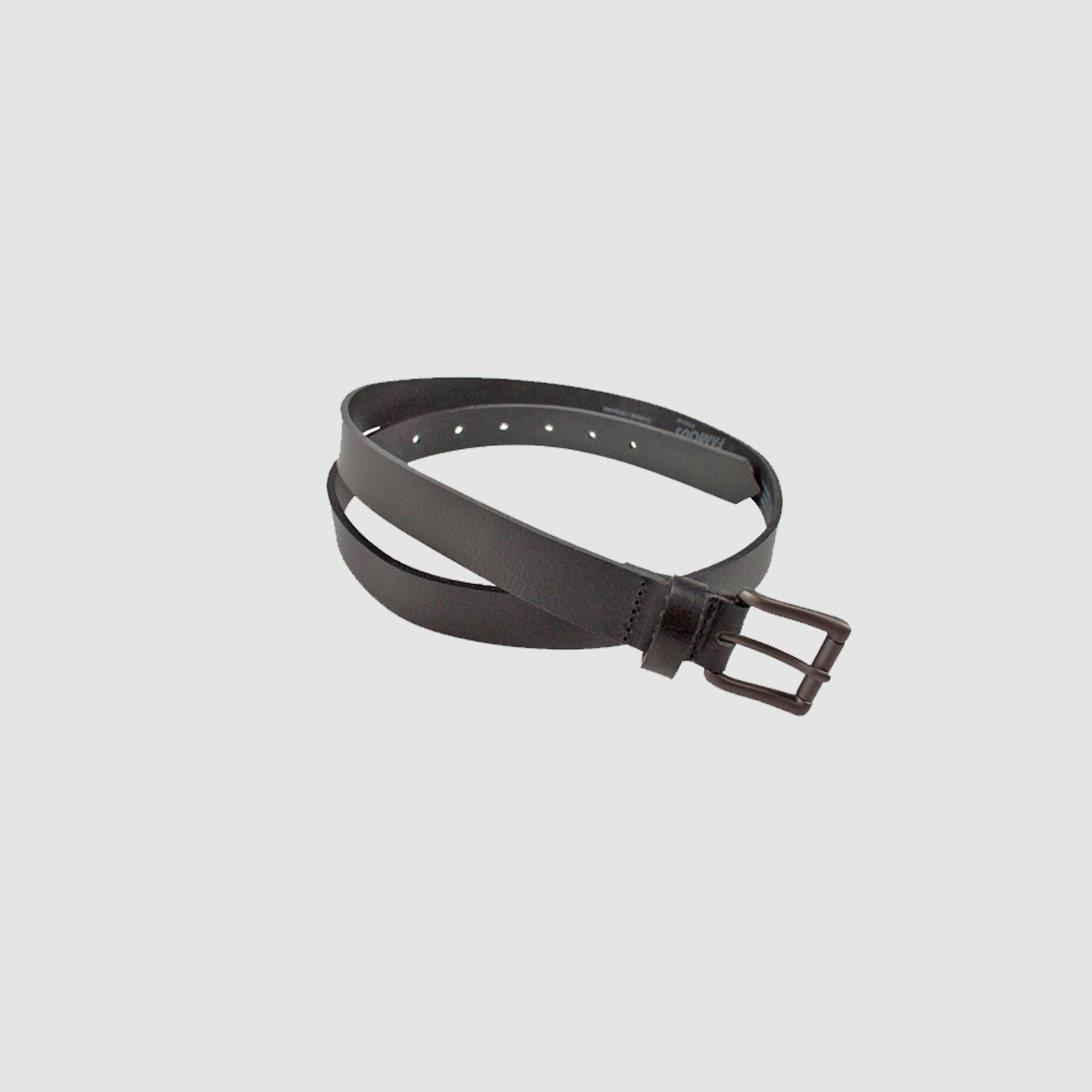 019046 Buffalo Belt Black