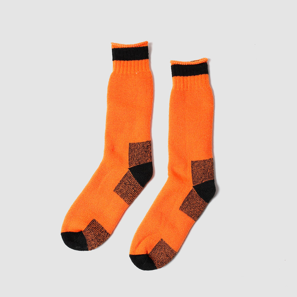 Camp Sock - Blaze Orange
