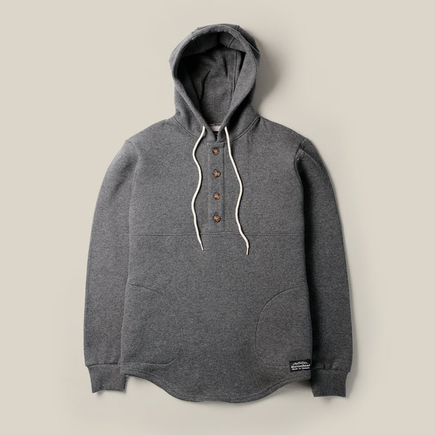 Camping Hoodie - Charcoal