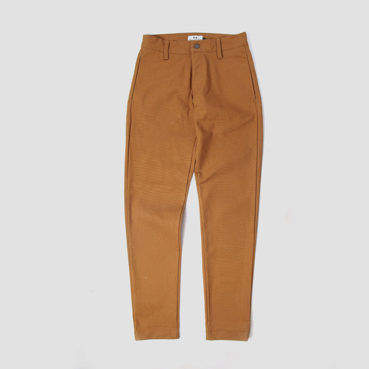 Trouser - Rust Canvas